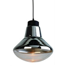 Moderno colgante de vidrio y lámpara colgante de metal (SG32)