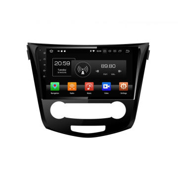 Android autodvd voor Qashqai