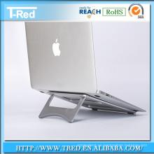 Caja de aluminio de alta calidad que empaqueta el soporte de la computadora portátil para Macbook del cuaderno de Apple