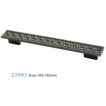 Accessoires pour meubles Poignées en alliage de zinc en alliage (22003)