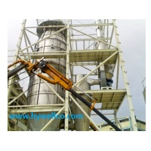 Secador de granulación por pulverización a presión