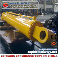 Big Diameter and Long Stoke Heavy Duty Hydraulic Cylinder for Dam Gate