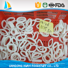 2016 hot sale high quality illex squid ring from china