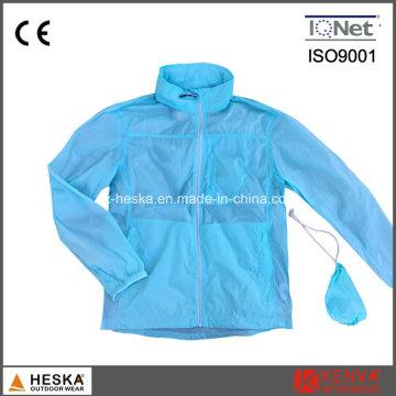 Sommer Haut Windjacke Sonne Schutz dünne Jacke