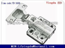 YD-(C)3607/08/09 Large size Hydraulic gate hinges heavy duty concealed hinge with plastic pad