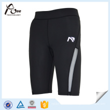 Quick-Drying Custom Design Homens Compression Wear Fitness Shorts