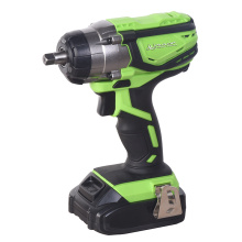 Quality for Portable Cordless Drill 20V Heavy Duty High Torque Cordless Impact Wrench supply to Nepal Manufacturer