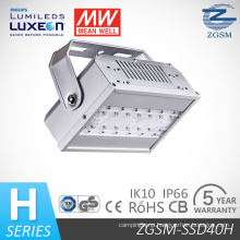 IP66 LED Tunnel Light with Mean Well Driver