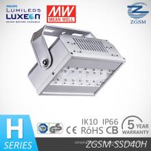 IP66 Luz de LED túnel com média bem Driver
