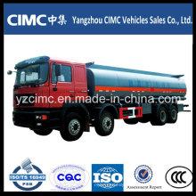 Venda quente Sinotruk HOWO Caminhão-tanque de óleo