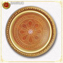 Декоративный потолочный медальон из полистирола (BRRD80-F-119-F)