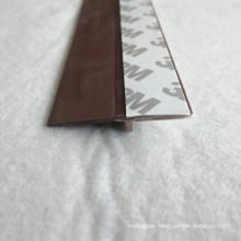 hot selling PVC waterproof door bottom Door Sweep Cleaning Seal