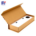 Kraft paper electronics gift packaging box