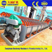 Винтовая промывка агрегатной линии