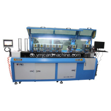 Volles Auto sieben Stationen Sim Card Punching Equipment