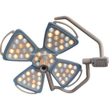 lámpara de quirófano ajustable LED de temperatura de color