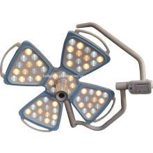 lâmpada cirúrgica ajustável do diodo emissor de luz da temperatura de cor