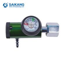 Regulador de oxigênio médico da emergência do hospital SK-EH049 com medidor de fluxo