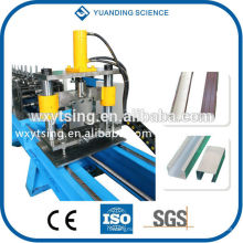 Pass CE and ISO YTSING-YD-0677 C Purlin Metal Stud Light Steel Frame Making Machine