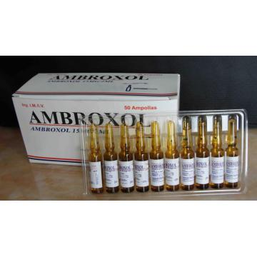 Ambroxol Injection I.M./I.V. 15MG/2ML
