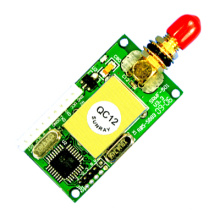 Cobertura 800m gama custo-efetivo módulo de dados de rádio