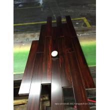 Así que la superficie plana para pisos de Indonesia Rosewood puede ser con huevo