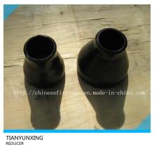 Racores de tubería de acero al carbono sin costuras Reductor ASME