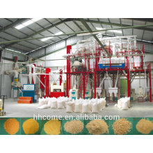 Small Maize Milling Plant,Maize Processing Machine for Sale