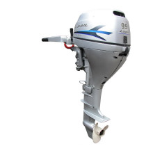 4-Takt-Außenbordmotor mit 9,9 PS (E-Start)