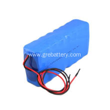 10.4Ah 18650 Rechargeable Battery for Medical Devices