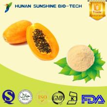 100% lácteos naturales sin azúcar añadido, conservantes o sabores artificiales Papaya Juice Powder