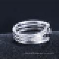 Women′s Creative Unique Finger-Shape Opening Ring