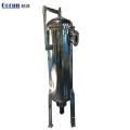 Logement de filtre à sac liquide multi et simple en acier inoxydable de haute qualité