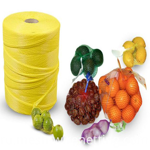 tubular onion packing bag