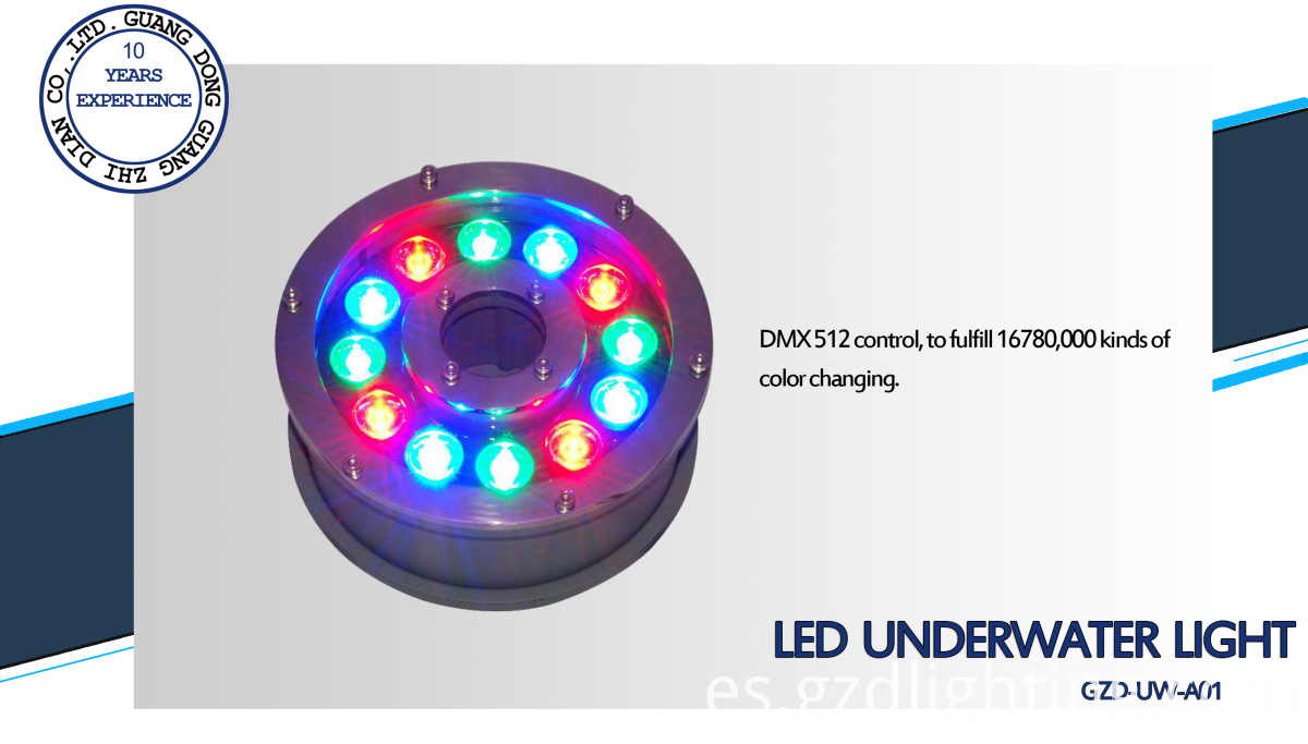 landscape led pond light