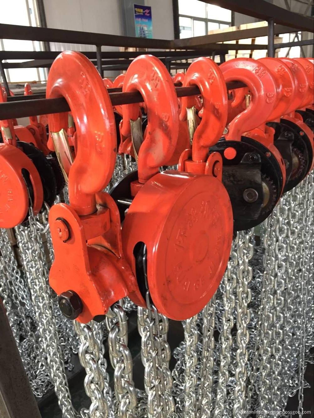 5 ton chain hoist