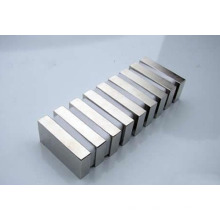 Customized High Grade Neodymium Magnet with Nickel Plating