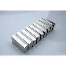 Заказной высококачественного неодимовый магнит с никелевым покрытием