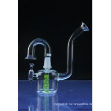 Мини буровая установка Шноркеля кальян стекло курение вода Труба (ЭС-ГБ-549)