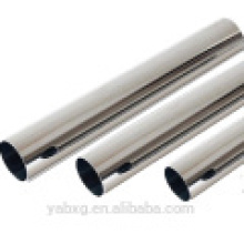 304 Mirror Finished Stainless Steel Tube