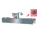 Snek Vacuum Packaging Machine Dengan crosscut Sistem Slitting