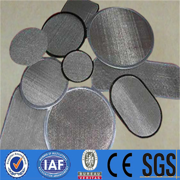 High quality low price Stainless Steel Filter Discs (3)