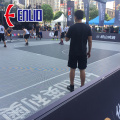 TELA DO TRIBUNAL DE BASQUETEBOL PORTA FIBA ​​CERTIFIED OUT