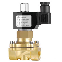 Normally Open Solenoid Valve (ZS BRASS SERIES)