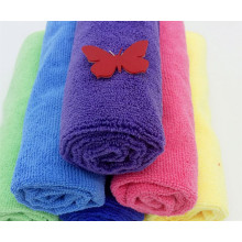 Disposable Salon Towel 100% Microfiber Knitting Fabric