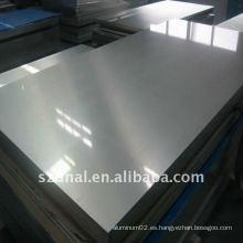 3003 pared de cortina placa de aluminio inoxidable