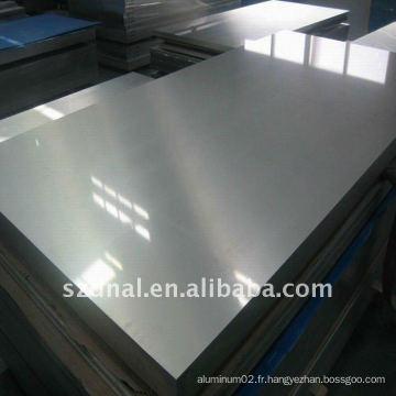 5083 Fabricant de feuilles d'aluminium H112