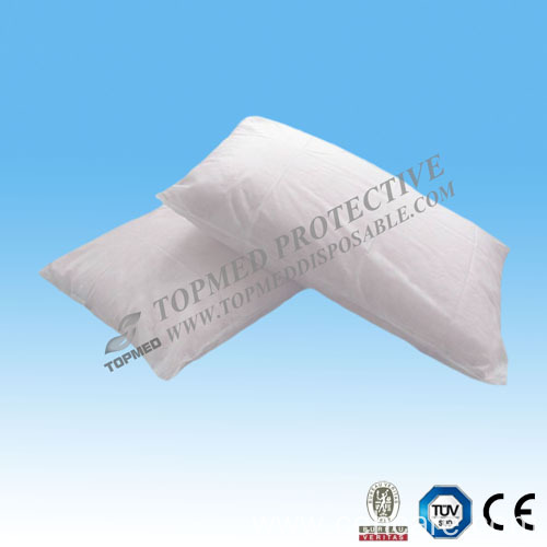 Disposable Pillow Cover for Hospital and Hotel