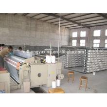 Telar de chorro de agua de alta velocidad para bolsas tejidas pp 50k / máquina para fabricar bolsas de plástico de cemento