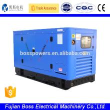110KW 60HZ gerador à prova de som diesel refrigerado a água